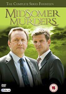 Midsomer Murders Series Fourteen [DVD][Region 2]