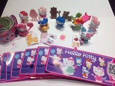 Komplettsatz Hello Kitty Sanrio Deutsch 2014   mit allen BPZ