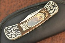 New listing Franklin Mint Knife In Zipper Pouch Legends Of The Wild West Sundance Kid (9061