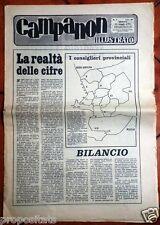 gx 23 Trieste CAMPANON ILLUSTRATO  31 maggio 1956