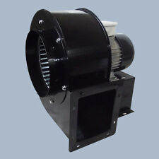 Centrifugal industrial duct extractor fan, blower, 2770 RPM, 1800m3/h; 230V