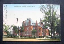 POTSDAM  NY 1910 postcard STATE NORMAL SCHOOL