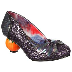 Pumpkin Patch Irregular Choice Halloween Heels Shoes