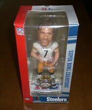 STEELERS ROETHLISBERGER SUPERBOWL XL RING BOBBLEHEAD