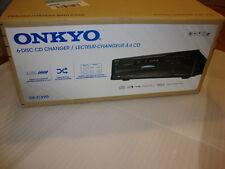 Onkyo DX-C390 6 Disc Carousel CD Player (Black)