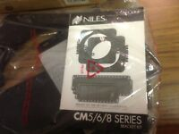 New. Niles CM8 series bracket kit loudspeaker mounting kit.FREE SHIPPING