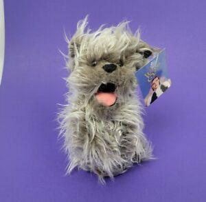 "The Wizard of Oz Toto Dog Plush 5"" Warner Bros Doll"
