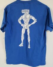 SCHICK HYDRO edgewell personal care five fold  razors safety products  t-shirt M