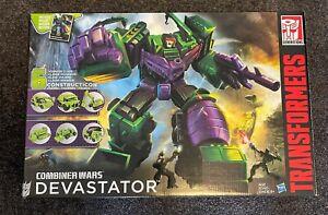 Transformers Devastator - Constructicons Set HASBRO Combiner Wars - BNIB