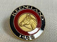 Vintage 1998 Keeneland Club Member Lapel Pin Horse Racing Breeders Cup #301 Rare