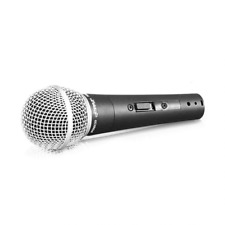 Pyle PDMIC59 - Professional Dynamic Vocal Microphone - Cardioid Unidirectional