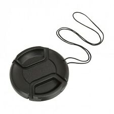 62mm Universal Center Pinch Lens Cap UK Seller
