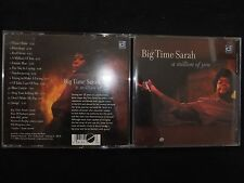 CD BIG TIME SARAH / A MILLION OF YOU /