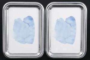 "Georg Jensen Tableau Frame Aluminum, ~ 5X7"" NIB Great Gift"