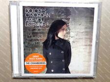 DOLORES O'RIORDAN  (The Cranberries) - ARE YOU LISTENING? - CD NUOVO E SIGILLATO