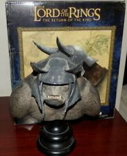 Lord of the Rings Attack Troll limited edition figure BOXED SIDESHOW WETA
