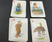 Pepys Series Vintage Card Game Peter Pan by Gibsons Lovely Illustration Boxed