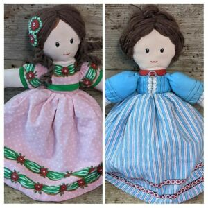 VINTAGE TOPSY TURVY DOLL LOVELY CONDITION