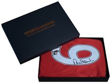 Robbie Fowler SIGNED Liverpool Shirt Autograph Gift Box Football New AFTAL COA