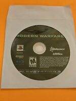 🔥 PS3 PLAYSTATION 3 🔥💯WORKING GAME DISK ONLY / CALL OF DUTY Modern Warfare 2