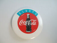 Coca-Cola Vintage Button Pin Always Coca-Cola Logo