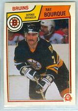 RAY BOURQUE 1983-84 O-Pee-Chee OPC '83 Hockey Card #45 MINT NHL Boston Bruins b
