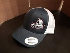 Nordik Blades Hat Black Strapback Baseball Cap