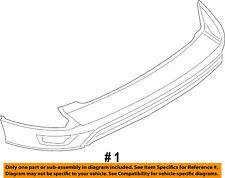 FORD OEM 13-16 Escape Rear Bumper-Cover CJ5Z17K835AB