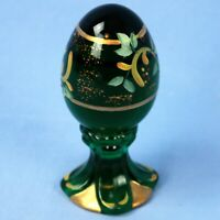 Fenton Glass Green Egg – 5146 ER - Numbered Limited Edition