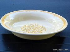 """GINGERSNAP by FRANCISCAN ~ 9 3/8"""" DEEP DISH / SERVING DISH ..................&"""