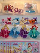 KPS - Figuren >Disney Prinzessin & Palace Pets + Spielzeug 2015<(D) + alle 11BPZ