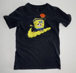Nike x Spongebob Kyrie Irving Dri-Fit T-Shirt - Youth S