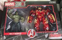 Marvel Legends MCU Studios First Ten Years Hulk + Hulkbuster Target Exclusive