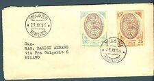 ITALIA REP. - 1956 - Ammissione dell'Italia all'O.N.U.