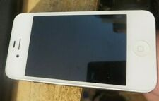 Apple iPhone 4 8GB White model  A1349