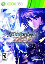 XBOX 360: record of Agarest était Zero (US)