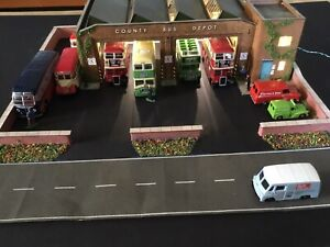oo gauge buildings