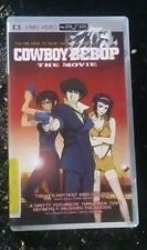 Sony PSP UMD Movie Video COWBOY BEBOP THE MOVIE