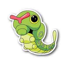 Caterpie Metapod Butterfree #4 High Quality Print (1 Set=3pieces)