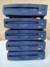 More details for **untested** bundle of iomega zip drives zip 100/250 scsi/pll spares or repairs