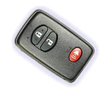 Genuine Toyota Remote Control Transmitter for Keyless Entry and Alarm System