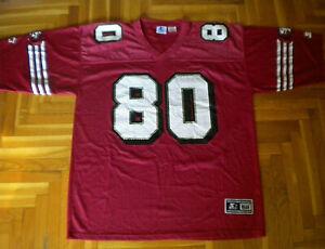 Jerry Rice #80 San Francisco 49ers NFL Football Jersey Size XL 52