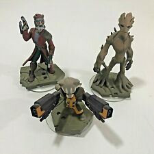 Marvel Legends lot Guardians of the Galaxy 2  Lot of 3 Groot, Racoon & Star Lord