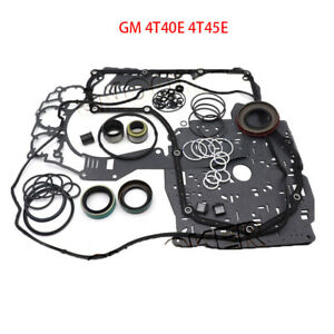 GM 4T40E 4T45E Transmission Overhaul Rebuild Kit Seal Gasket for Buick GL8 Volvo