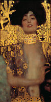 Oil painting Gustav Klimt - Judith and the Head of Holofernes hand painted art
