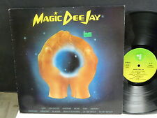 MAGIC DEE JAY Compilation Italo disco WISH KEY / STARGO / BB&Q BAND .. LP 264