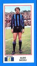 CALCIATORI 1974-75 Panini - Figurina-Sticker n. 172 - NICOLI - INTER -Rec