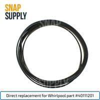 Snap Supply Dryer Belt for Whirlpool Directly Replaces 40111201