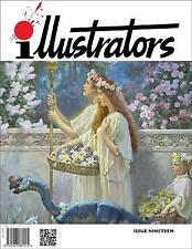 Gurney Illustrators: issue 19,New,Books,mon0000134361 MULTIBUY
