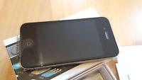 Apple iPhone 4s 64GB in Schwarz ohne Simlock + brandingfrei + iCloudfrei